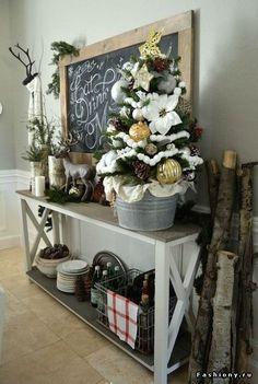 Праздничное настроение дома