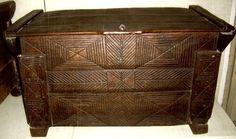LadăLadă de zestre - Muzeul Naţional Secuiesc - SFÂNTU GHEORGHE (Patrimoniul…
