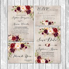 Hey, I found this really awesome Etsy listing at https://www.etsy.com/listing/478162270/printable-wedding-burgundy-purple-and