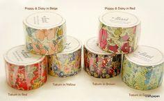 Liberty of London Fabric Masking Tape