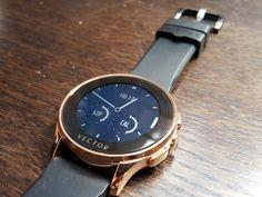 Fitbit acquires the Vector smartwatch startup as the wearable giant continues its roll-up