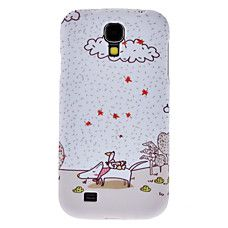 Animales estuche suave para Samsung Galaxy i9500