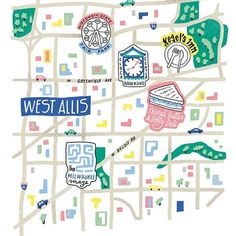 Has West Allis outgrown its run-down, lowbrow image? We think it might be worth a second look. Find out more in our Insta story ☝️. Milwaukee Map, West Allis, Insta Story, Wisconsin, Maps, Things To Think About, Magazine, Holiday Decor, Instagram