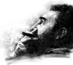 Maciej Bednarz - Fidel Castro