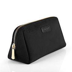 36f4953222 CHICECO Handy Cosmetic Pouch Clutch Makeup Bag Black   Want to know more
