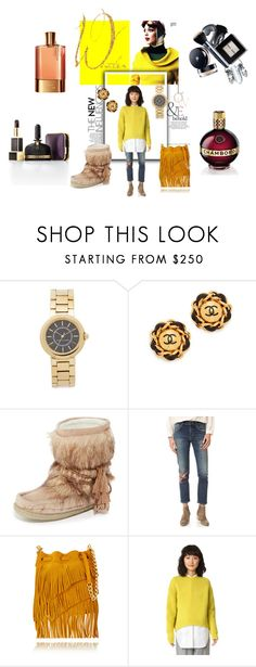 """""""Winter Fashion and Outfit Ideas ..."""" by stylediva20 ❤ liked on Polyvore featuring ASOS, Marc Jacobs, Joie, Citizens of Humanity, Elizabeth and James, Acne Studios and Tom Ford"""