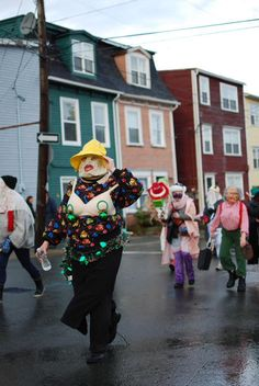 Mummers Parade 2014 Newfoundland Canada, Newfoundland And Labrador, Mummers Parade, Songs To Sing, Christmas Quotes, Love Images, Unique Photo, Home And Away, The Rock