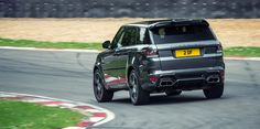 The Overfinch Range Rover Sport is the latest tuned Land Rover to come out of the British tuner's shops. Range Rover Sport, Range Rover Black, Range Rovers, Ranger, Best Suv, Suv Cars, Jeep 4x4, Digital Trends, Land Rover Defender
