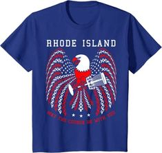 Amazon.com: May The Course Be With You Rhode Island Disc Golf Eagle T-Shirt: Clothing Onesies, Boys, Shopping, Clothes, Children, Gifts For Golfers, Golf Gifts, Disc Golf Basket, Sports Training