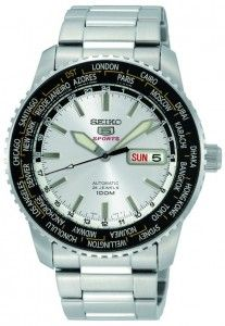 #Reloj @Seiko Watches 5 Sports (SRP123K) #automático