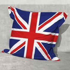Grand sac drapeau anglais collection drapeau anglais english pop pinterest maison et ps for Pouf drapeau anglais