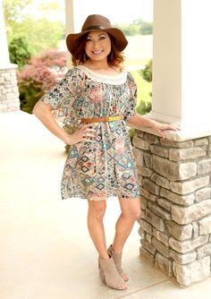 Summer Vibes Dress