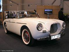 Volvo P 1900 Sport