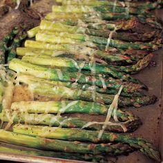 Parmesan Roasted Asparagus - Barefoot Contessa