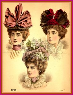 classic French vintage hats (by the way....great site)