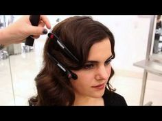 ▶ 1920s Inspired Faux Bob | Updo Hairstyle Tutorial - YouTube