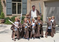 Amandas Parties TO GO: Star Wars Birthday Party