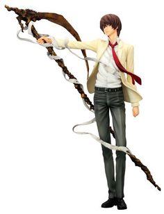Death Note Light Yagami Cold Cast 1/6 PVC figurine