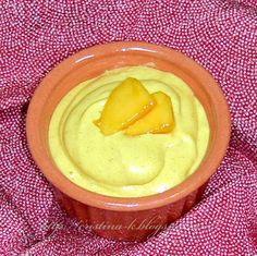 CristinaK's blog: Sos / dip de mango