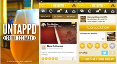 Favorite mobile app - Untappd