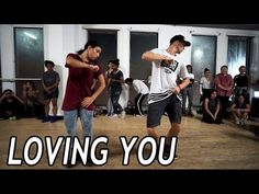 LOVING YOU - Trey Songz Dance Video | @MattSteffanina Choreography (Int/Adv) - YouTube