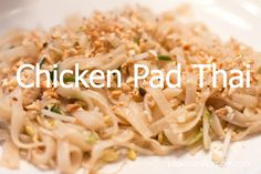 Plain Vanilla Mom: Pad Thai; MeMeTales Week 6 #readforgood