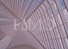 Bamq Typeface on Behance