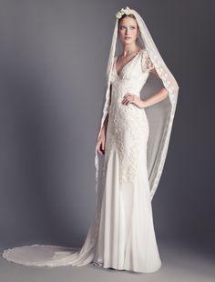 Temperley Bridal 2013 Florence Collection, wedding veil, veil, bridal veil, bride, bridal, wedding, sposa, noiva, matrimonio, mariage, casamento, bridal headpiece, bridal hair, veu de noiva, Bridal Accessories