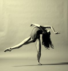 I'm pretty sure there is nothing more beautiful that the human body can do than dance.