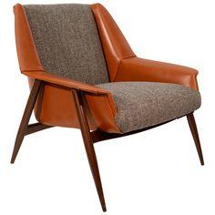 Armchair by Gio Ponti