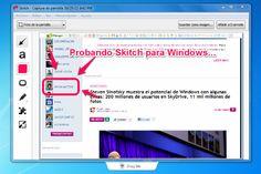 Evernote lanza Skitch para Windows, y también para Windows 8 http://www.genbeta.com/p/72357