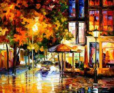 Pinturas Leonid Afremov