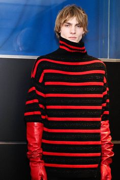 Backstage / MILAN FASHION WEEK Milan Fashion, Backstage, Fall Winter, Turtle Neck, Sweaters, Sweater, Sweatshirts, Pullover Sweaters, Pullover