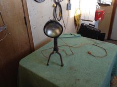 Desk lamp no 1. Five