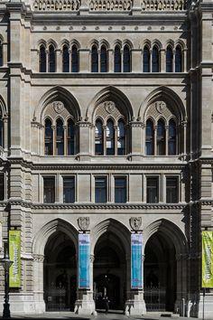 Vienna, Building, Travel, Viajes, Buildings, Destinations, Traveling, Trips, Construction