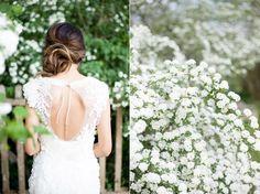 A Springtime Wedding in the Garden
