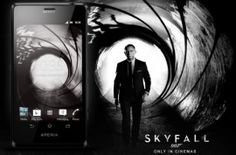 "Sony giving away the sexy Xperia T ""Bond Phone"" in new Skyfall contest Gadget Magazine, Cell Phone Contract, New James Bond, Great Websites, Android, Skyfall, Best Smartphone, Daniel Craig, Sony Xperia"
