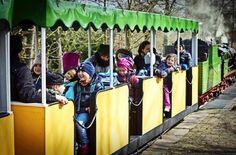 Die Kinder aus Oberesslingen und Steinhaldenfeld sind die ersten Passagiere dieses Jahres. Foto: Lichtgut/Achim Zweygarth