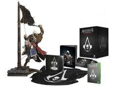 Assassins Creed IV: Black Flag - Edição Limitada - para Xbox One - Ubisoft