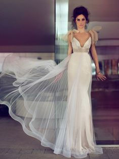 Editor's Pick: Sexy Zahavit Tshuba Wedding Dresses. #wedding #weddings #wedding_dress