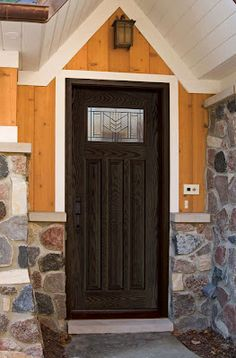 Feather River Door Phoenix Craftsman Entry Exterior Doors Patio