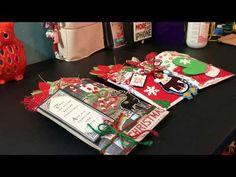 YouTube Christmas Card Crafts, Christmas Gift Bags, Christmas 2019, Christmas Ideas, Xmas, Creative Gift Wrapping, Creative Gifts, Mug Crafts, Handmade Design