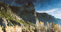 Schönste optische Illusion: Yosemite Nationalpark #News #Unterhaltung