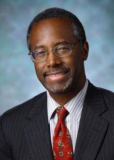 Dr. Ben Carson -  God bless this man!!