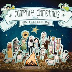 Rend Collective  Campfire Christmas, Vol. 1 LEAK ALBUM