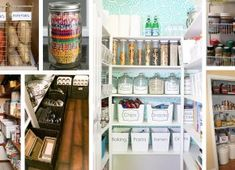 29 Practical Pantry Organization Ideas that will Save You a Lot of Space Pantry Organization, Bathroom Organization, Bathroom Storage Units, Ideas Prácticas, Room Ideas, Best Budget, Kitchen Styling, Amazing Bathrooms, Kitchen Furniture