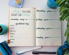 11 Bullet Journal Hacks to Take Your Planning to the Next Level |