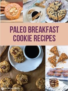10 Paleo Breakfast Cookie Recipes