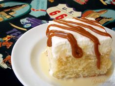 "Tres Leches (""three milks"") Cake is thought to have originated in Central America, probably Nicaragua, in the late 1800s.  It rem..."