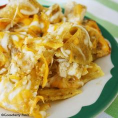 Chicken Chilaquiles from Rush-Hour Recipes Cookbook